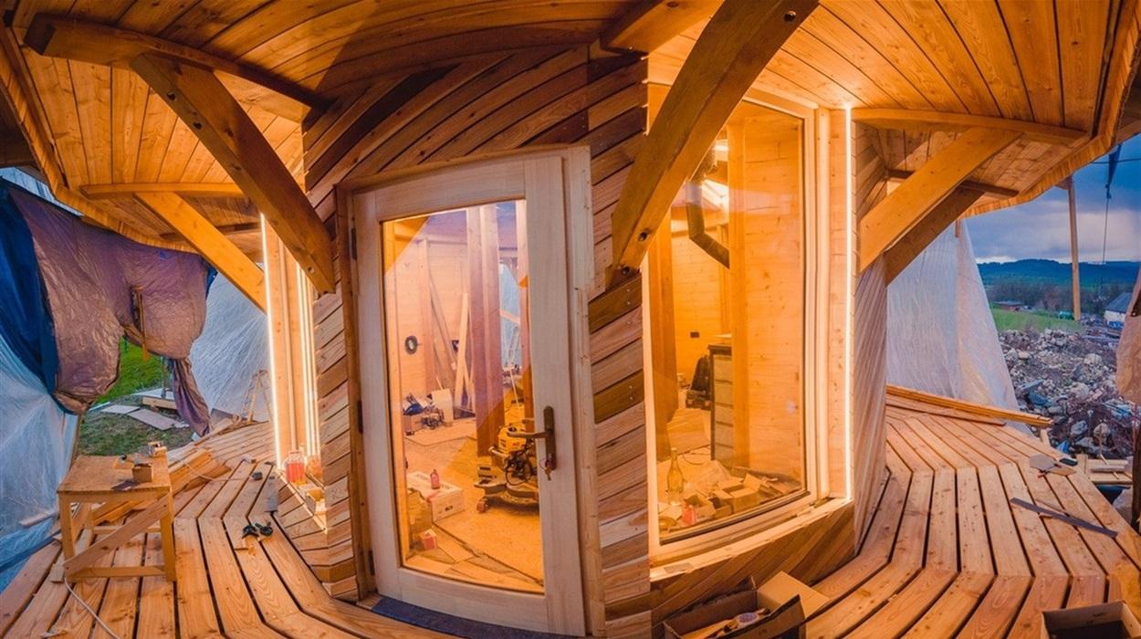 Дом в горах чехии недвижимость в сан диего купить