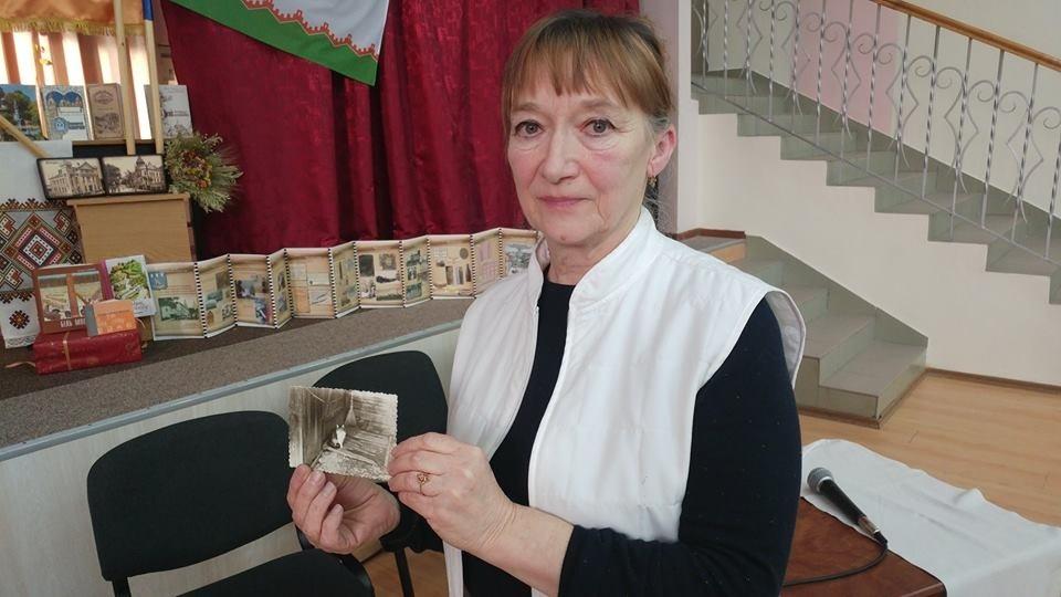 Наталія Забрицька. Її бабуся й дідусь переховували батьків Бернарда Дічека у себе в стодолі