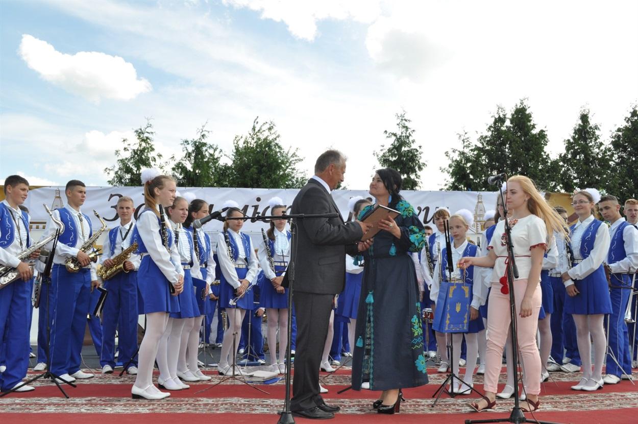 """Духовий оркестр """"Олександрія"""", Рівненщина"""
