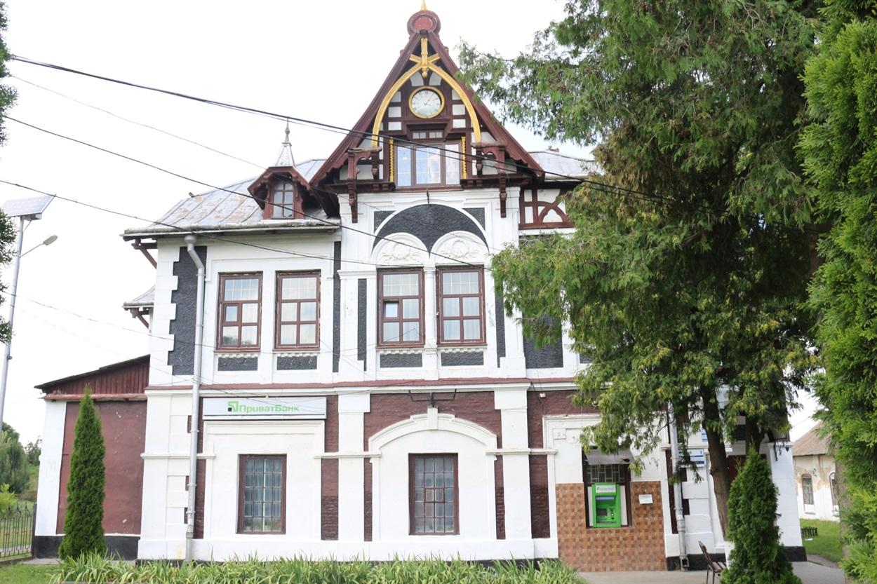Гараж - найкраще збережене приміщення часів Потоцьких