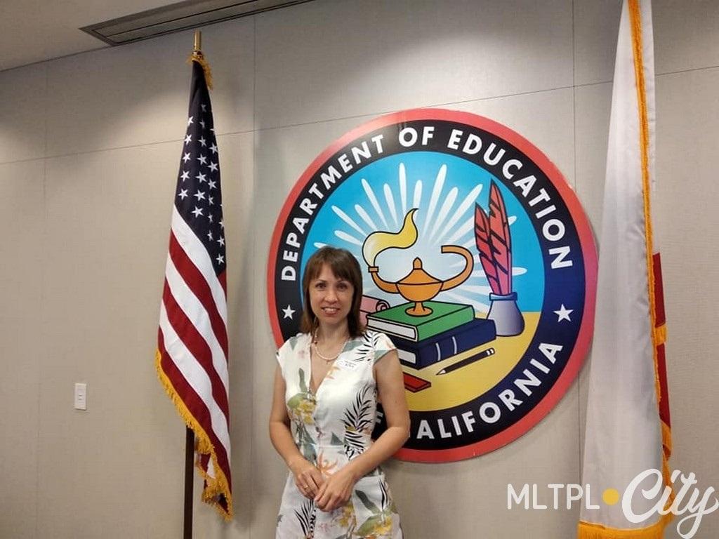 Наталья Кидалова - педагог, которая и сама постоянно учится новому