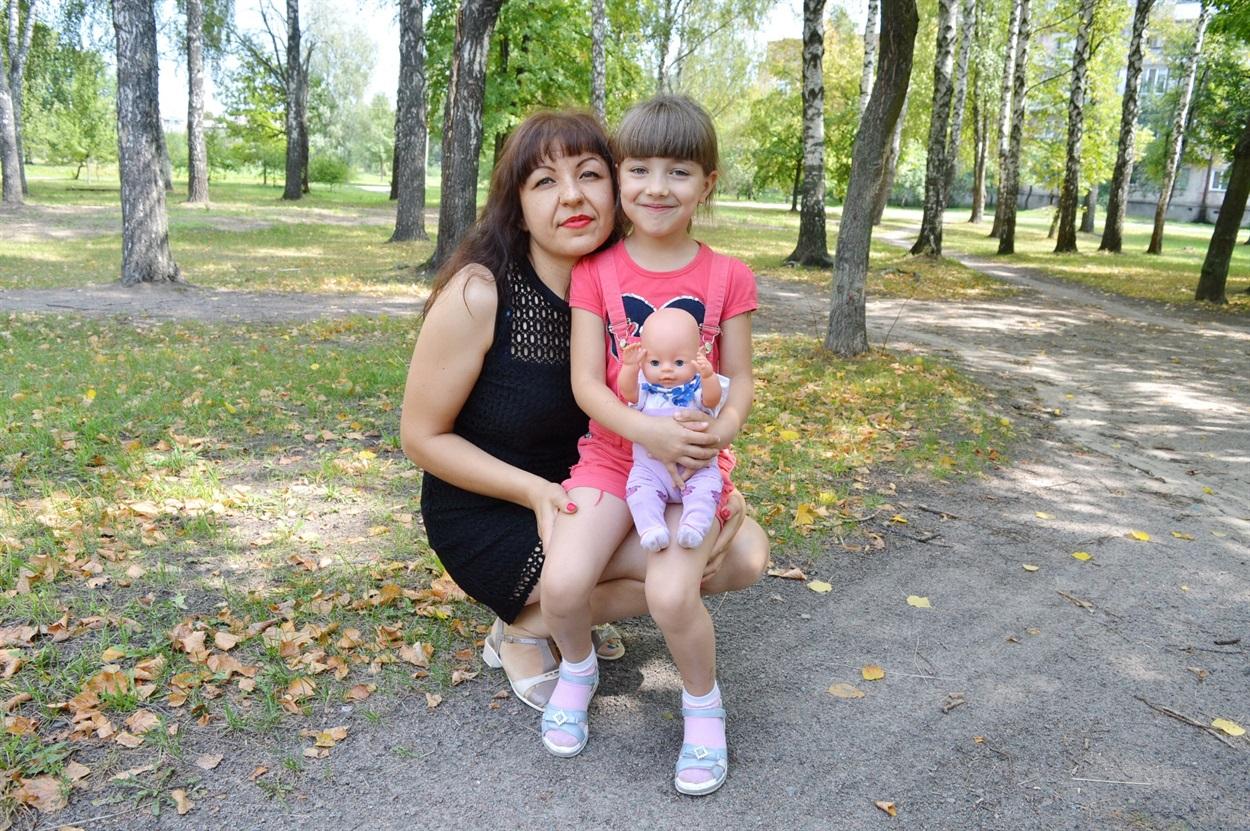 Любов і Крістіна Іваненки