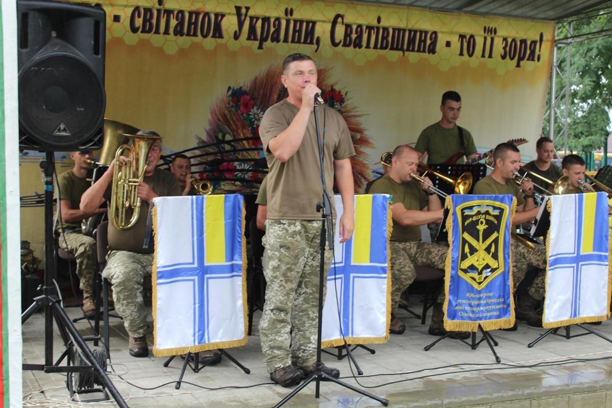 Співає Віталій Мацюк