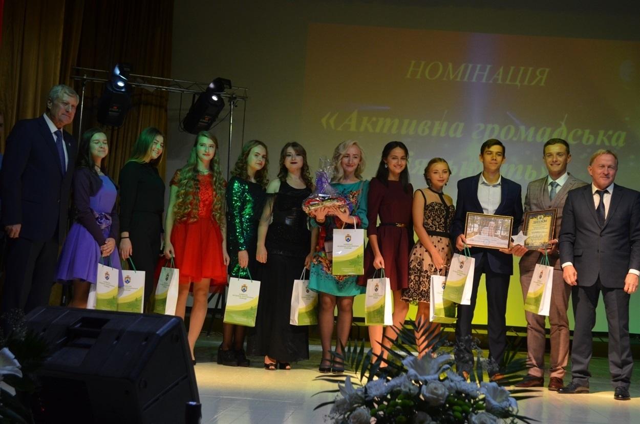 """Минулого року саме Молодіжну раду громада обрала переможцем в номінації """"За активну громадську діяльність"""" в конкурсі """"Viva, Біляївка"""""""