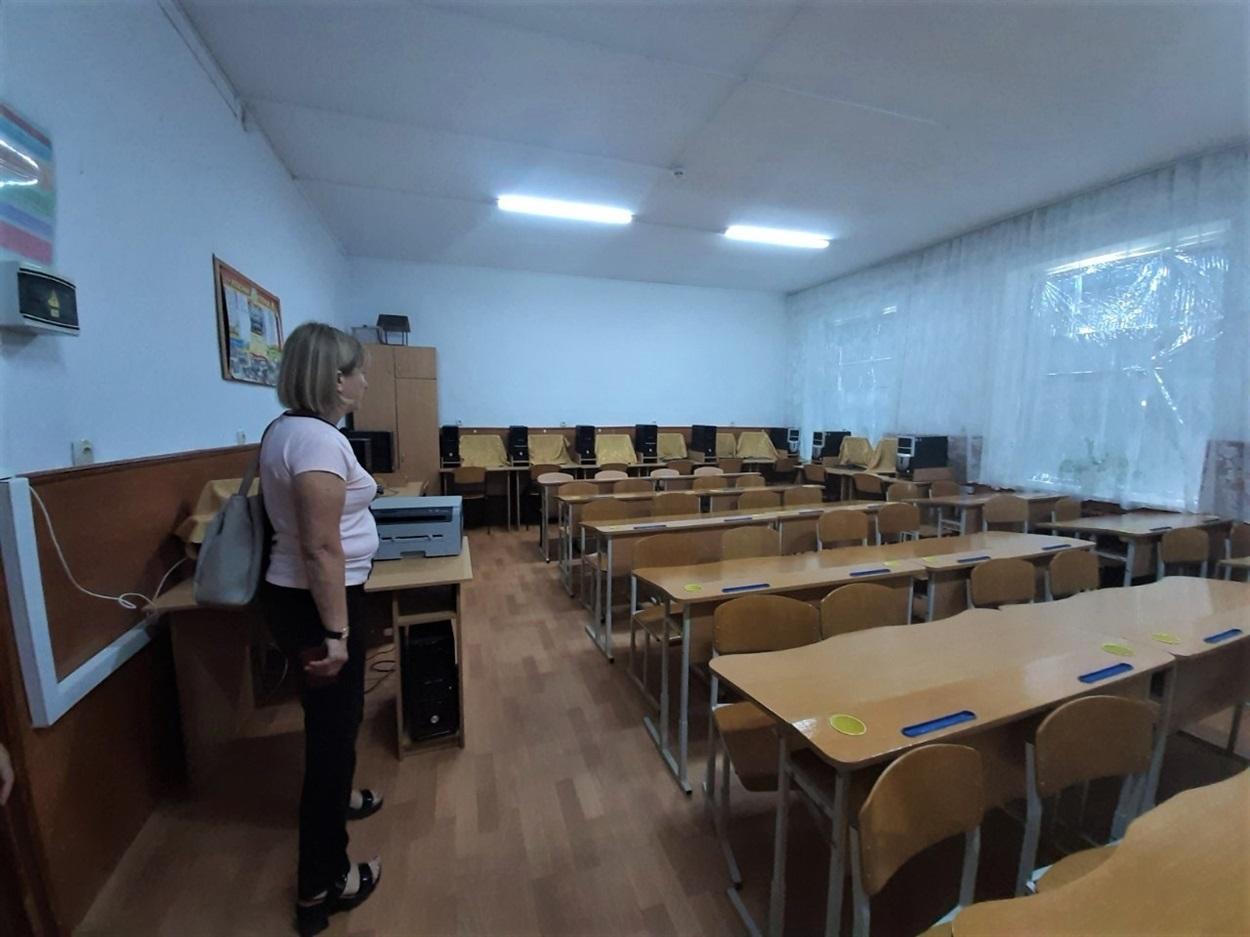У школі №2