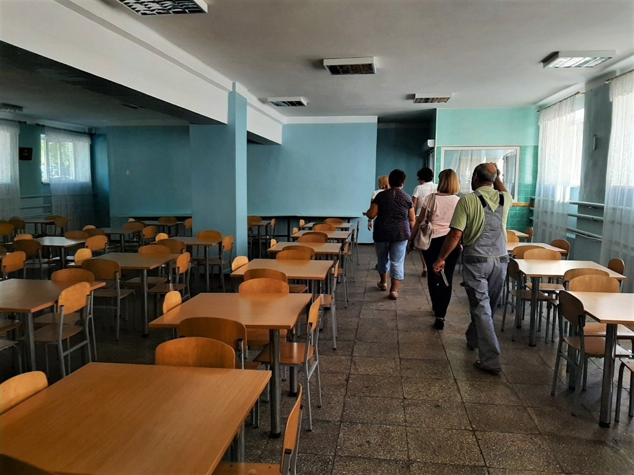 Їдальня школи №1