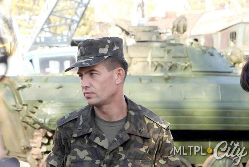 Евгений Сидоренко - героический земляк