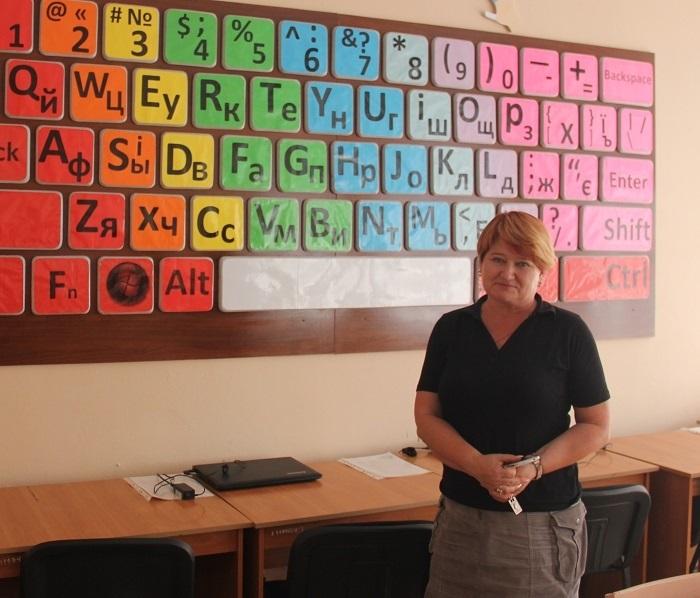 Директорка школи Вікторія Ружицька: До 1 вересня готові