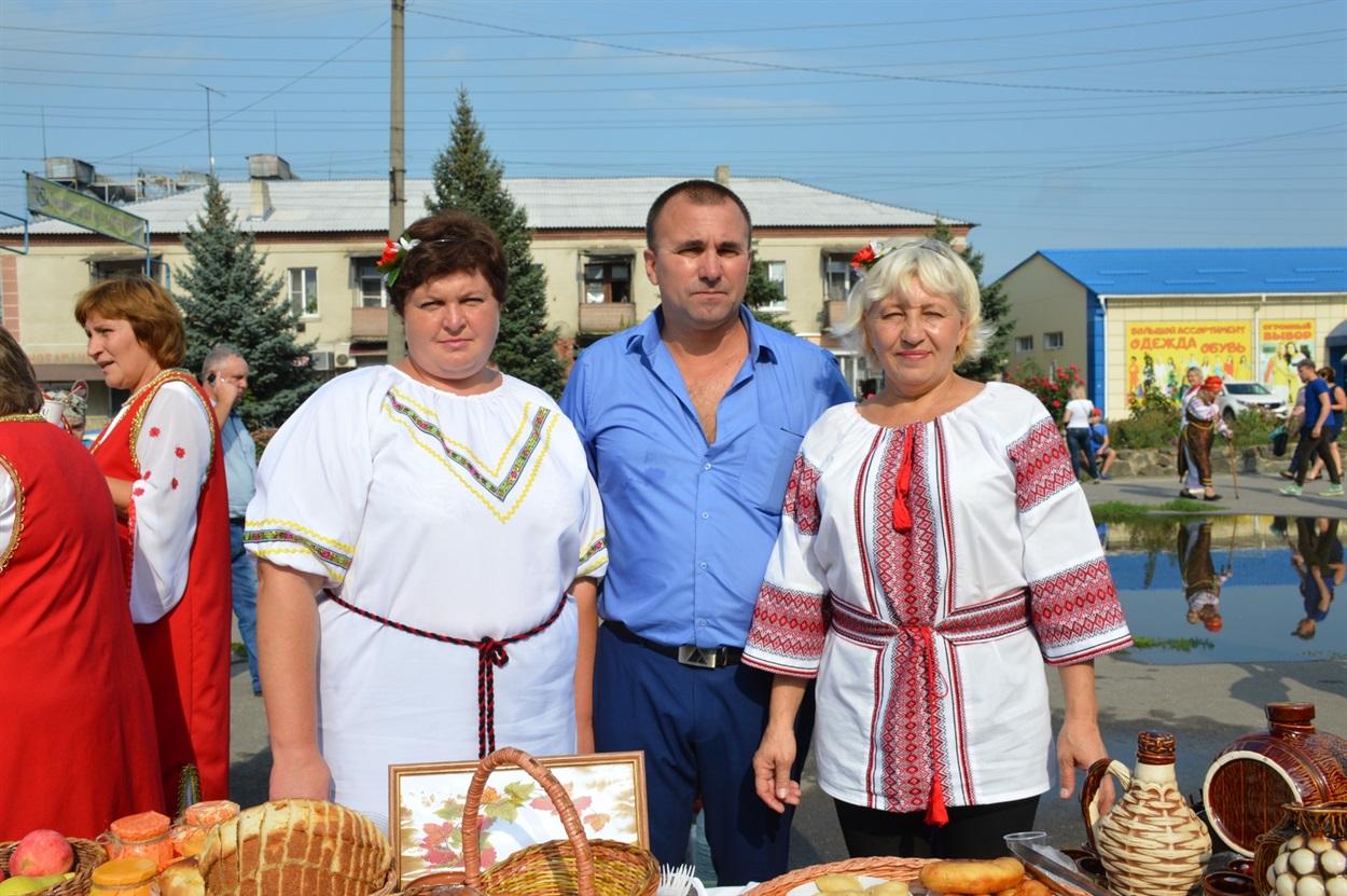 "Куземівська сільрада на ""Слобожанському спасі"""
