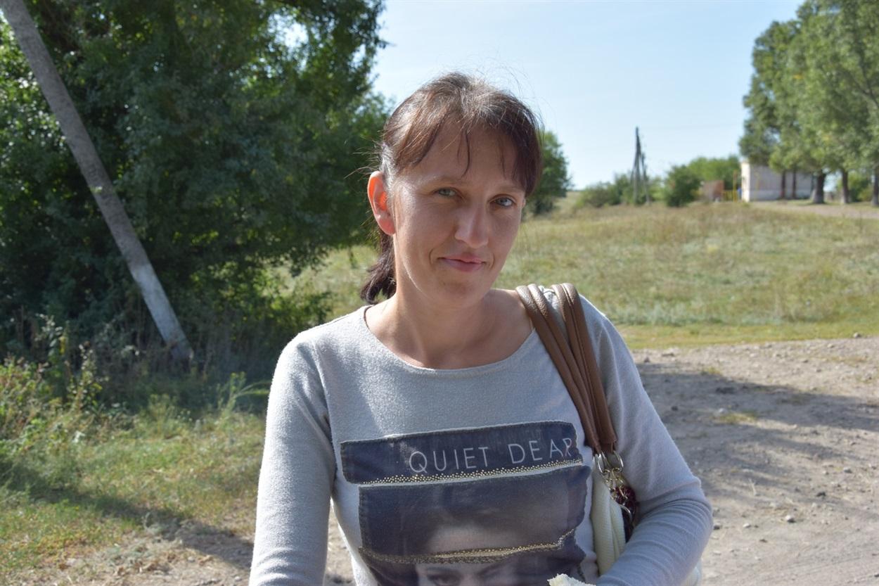 Олександра Матузна