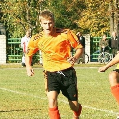 Найпродуктивніший гравець недільного матчу «Енергія» – «Зарічне» Юрій Ткачук