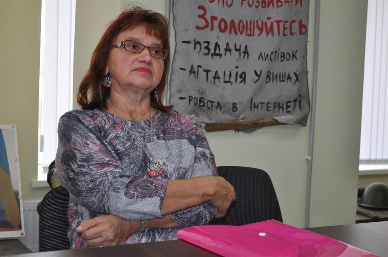 Світлана Сакала