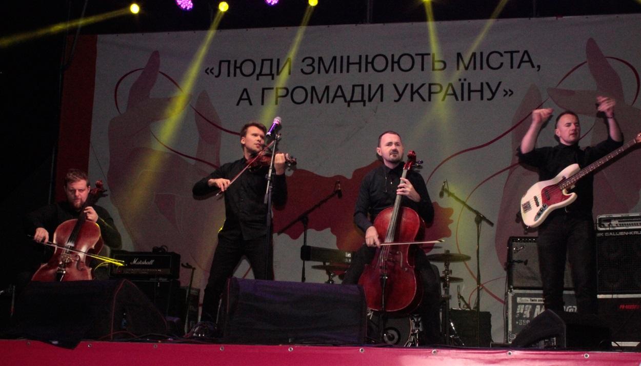 Концерт на фестивалі у 2018 році