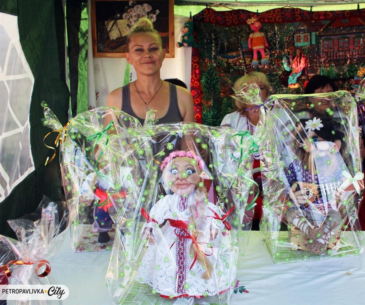 Ольга Лядська - майстер народної іграшки