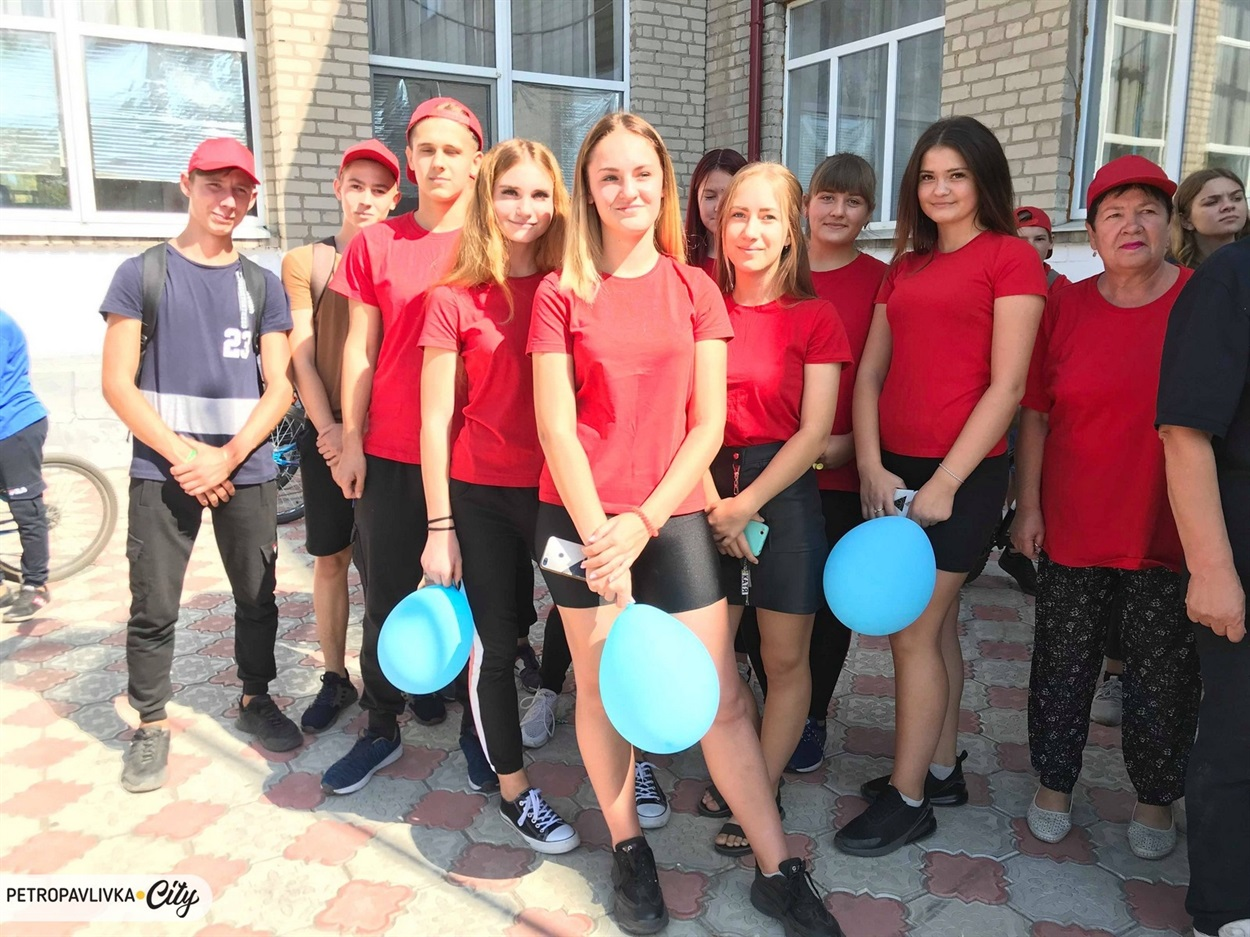 Олімпійський тиждень в Петропавлівській школі №1