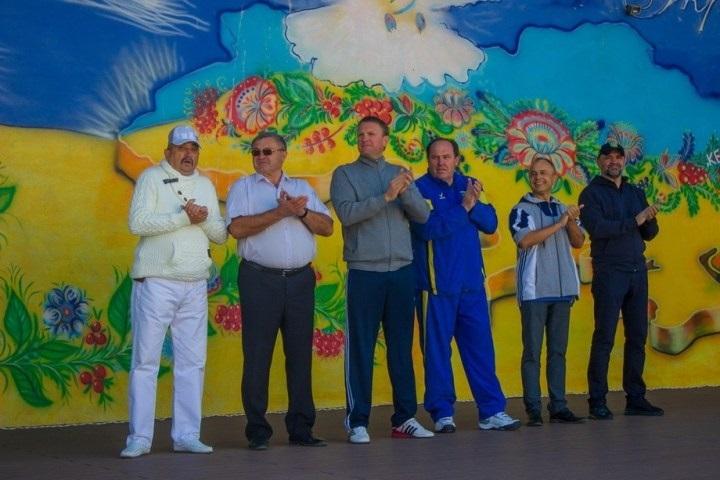 Учасників змагань привітали представники обласної ради і керівники Генічеського району
