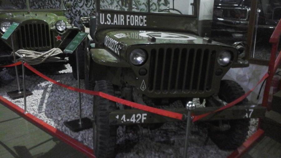 «Willys MB» трансформировался в «джип»