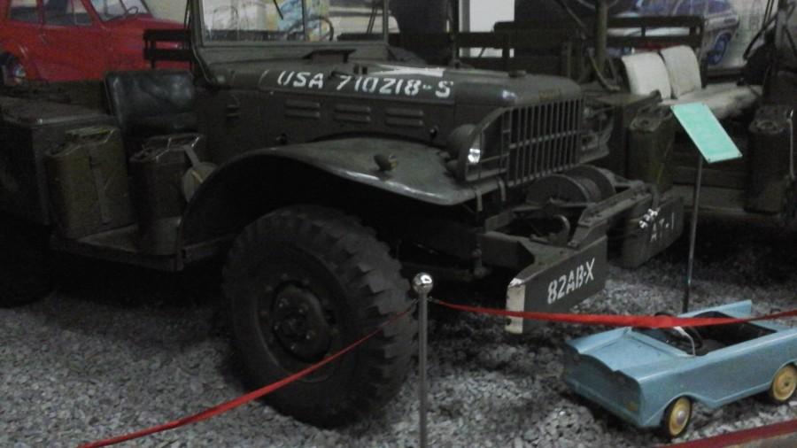 На таких машинах, по словам историков, ездили советские военначальники