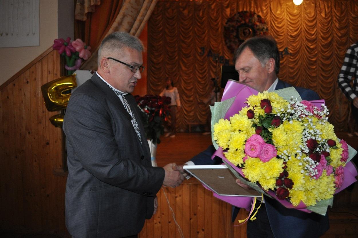 Сертифікат на 25 тисяч гривень від міської влади