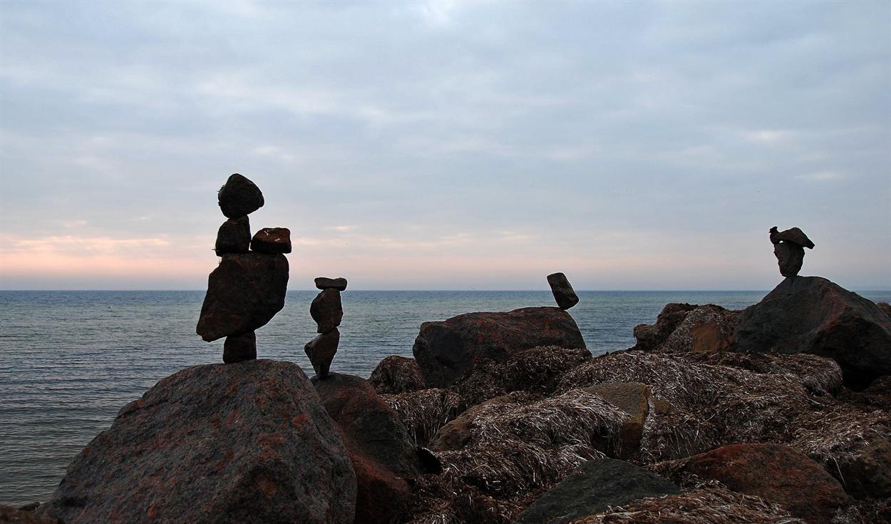 Сергей Григорьев чувствует каждый камень