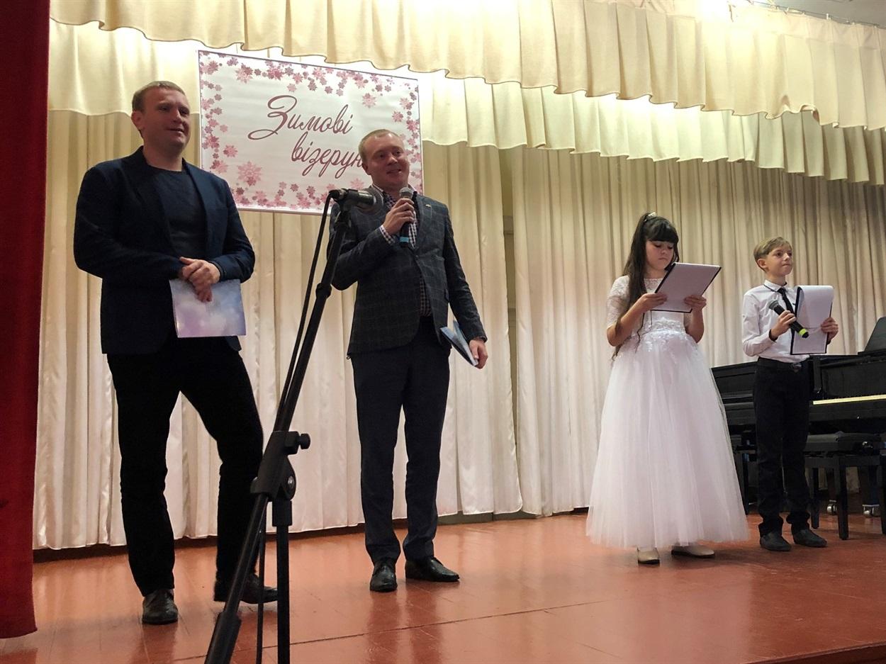 Больше двухсот детей Херсонщины собрались в Геническе «ткать» «Зимние узоры»
