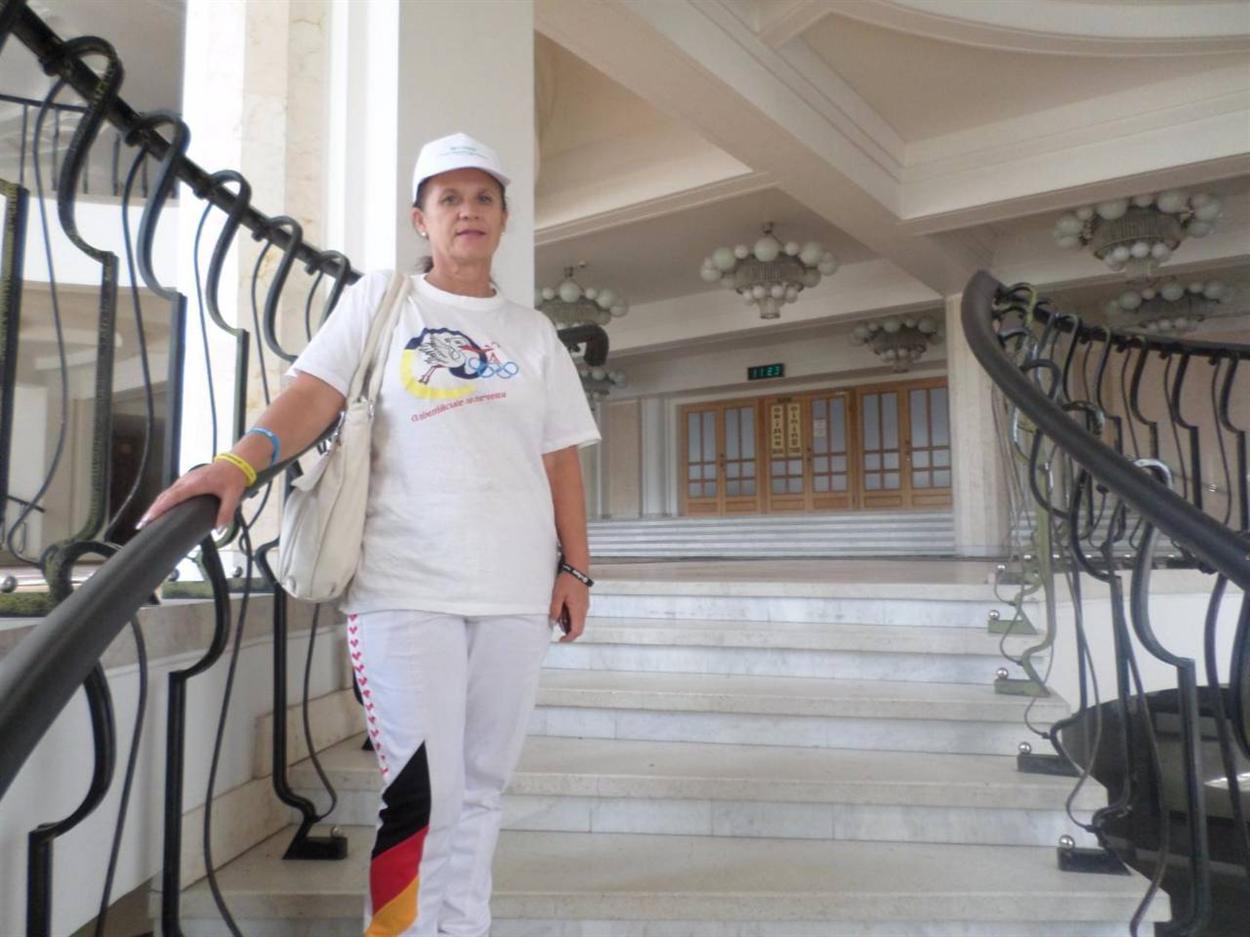 Путь одной из лучших учительниц физкультуры Украины начинался в Генической гимназии