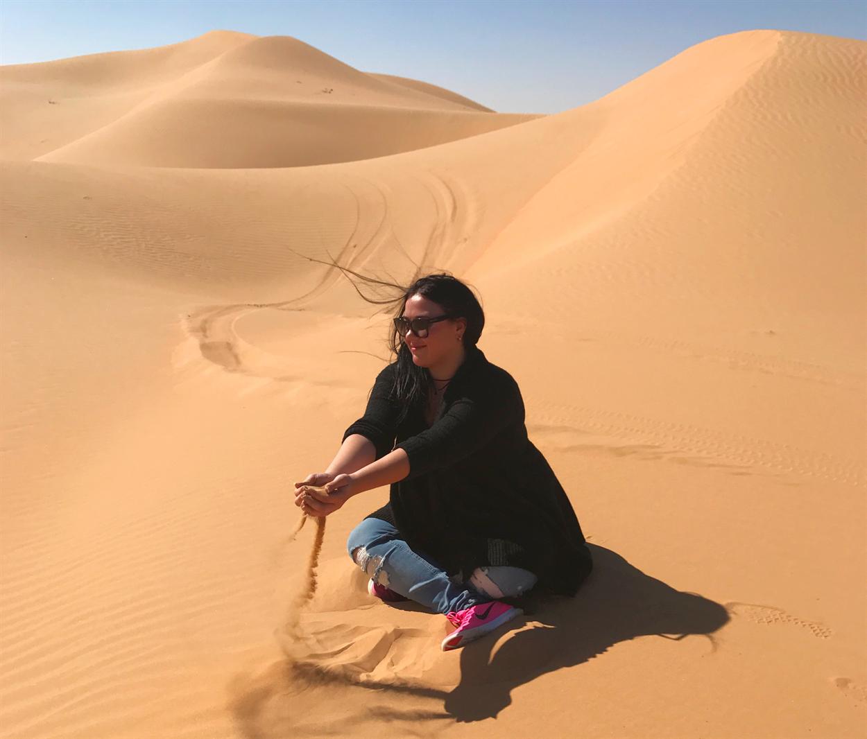 В ОАЭ нет зимы, лето - круглый год