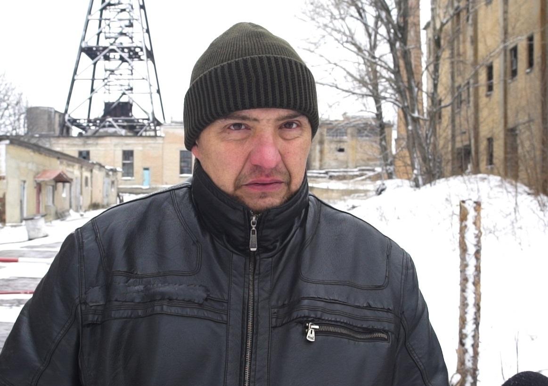 Віктор Ванкевич, прохідник