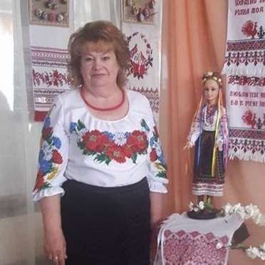 Директор музею О.Олеся Наталія Клепальська