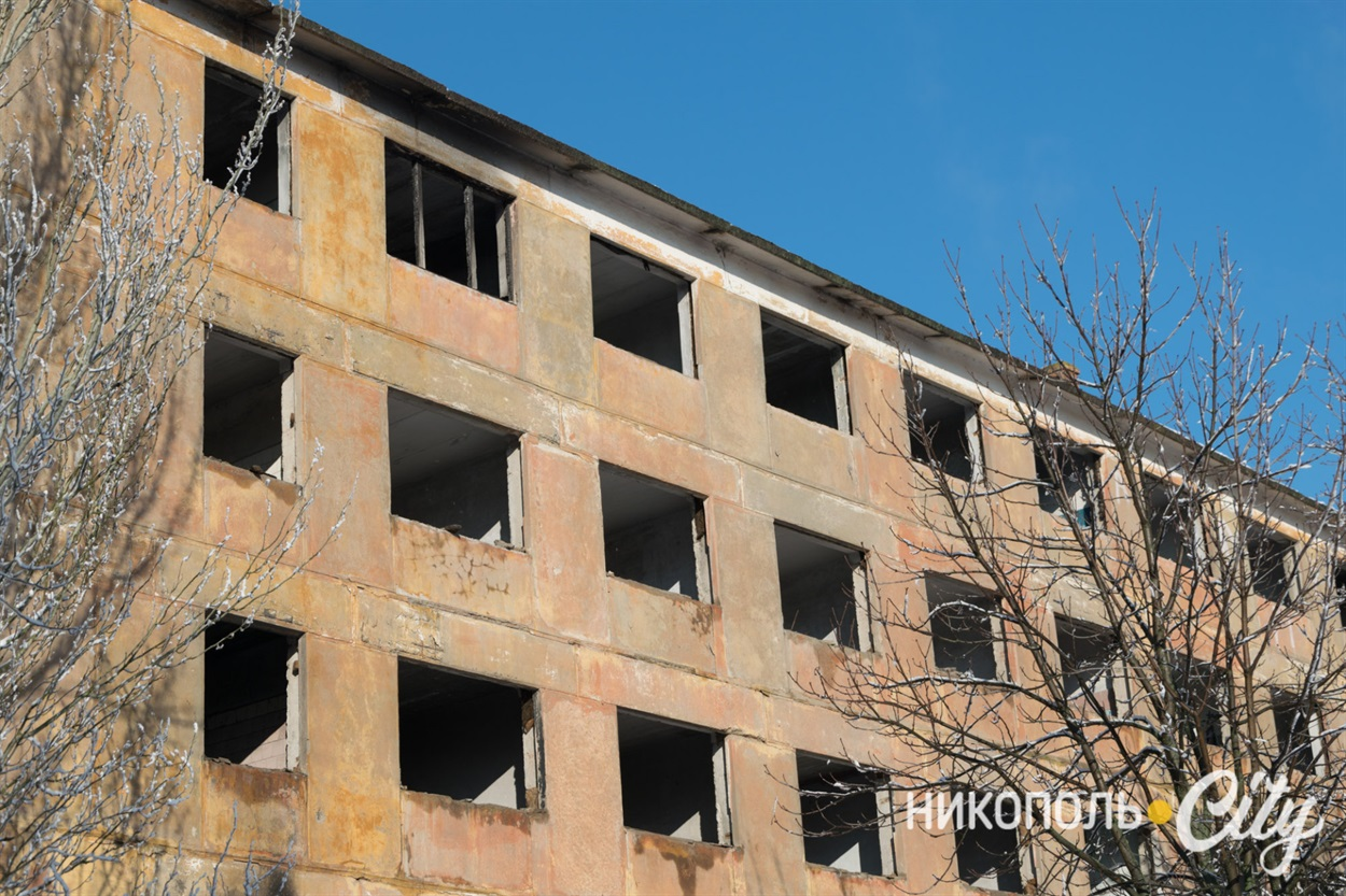 Яким стане Нікополь до 2010 року