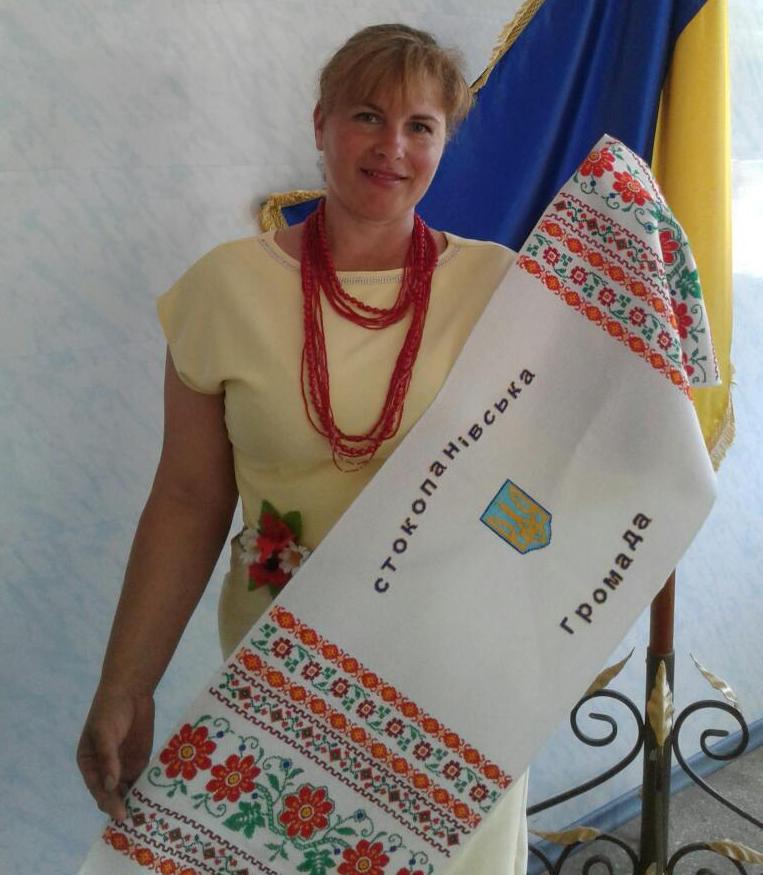 Анжела Мысько - коренная стокопанка