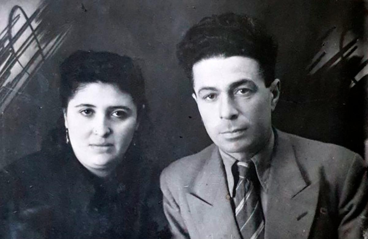 Дина и Матвей Городинские были друзьями родителей Валентины