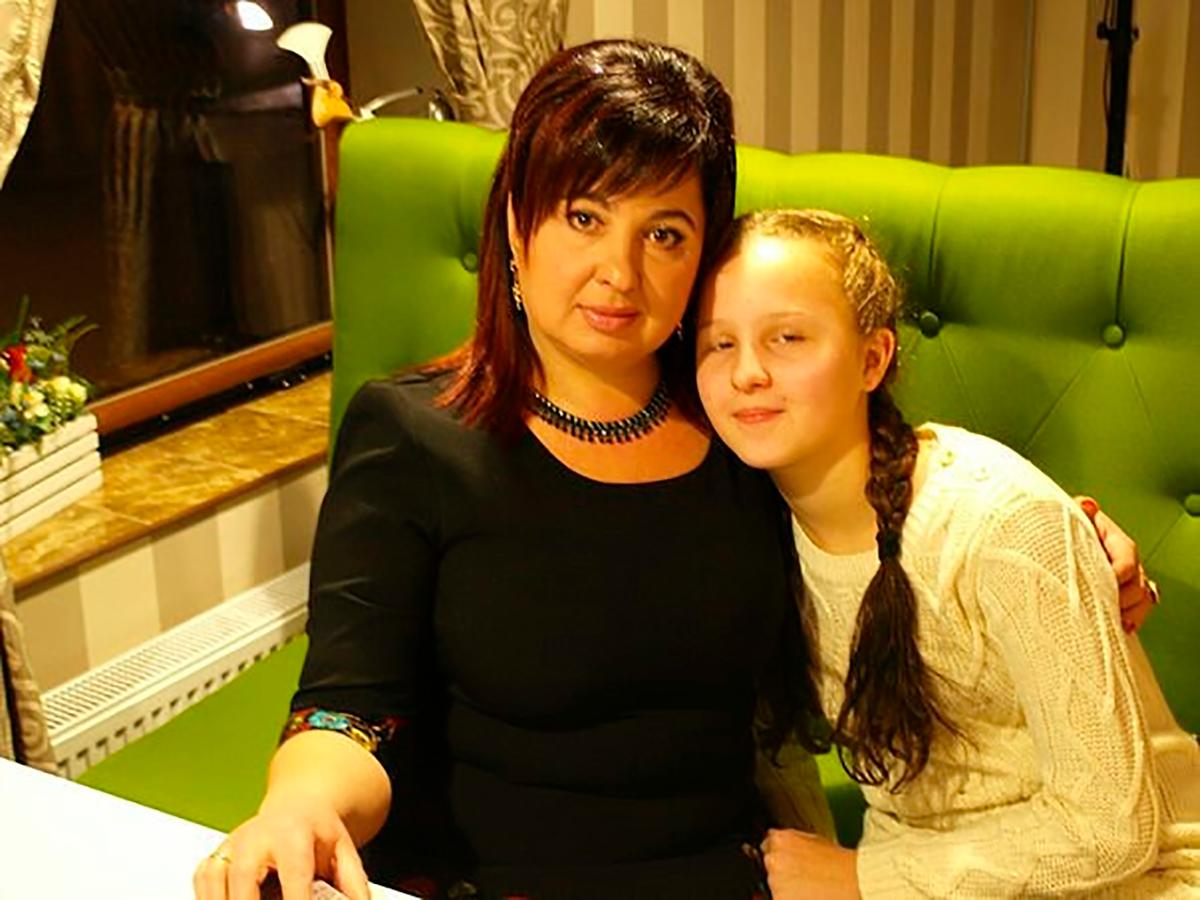 Марина Ивахненко с дочерью Дашей помнят своих предков