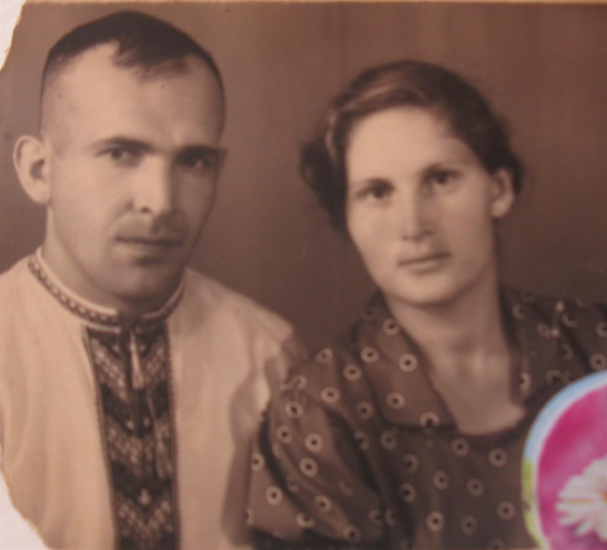 Такими Михаил и Валентина были в 1958 году