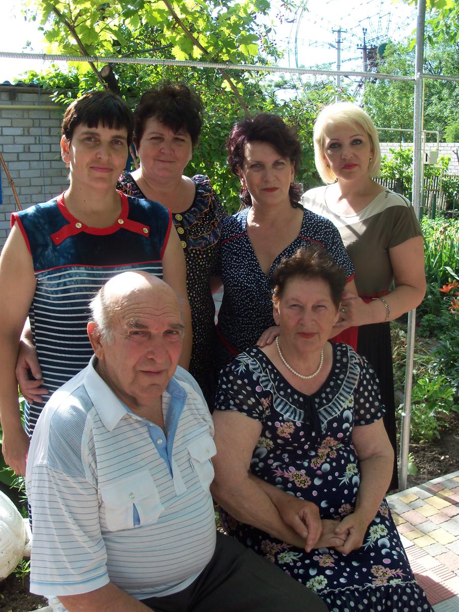 Так выглядит семья Колесниченко сейчас