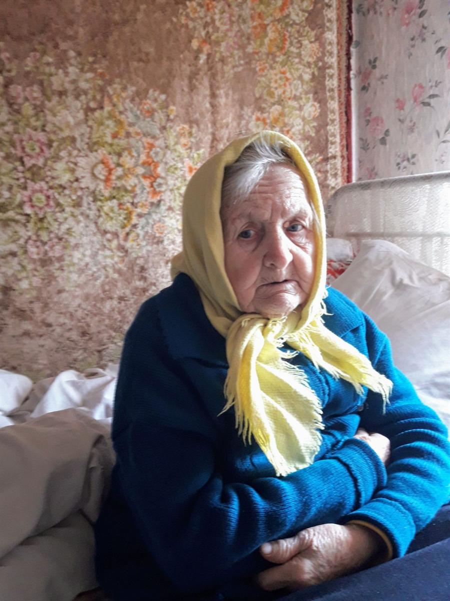 Несмотря на пережитые и нынешние трудности, юбилярша не теряет оптимизма
