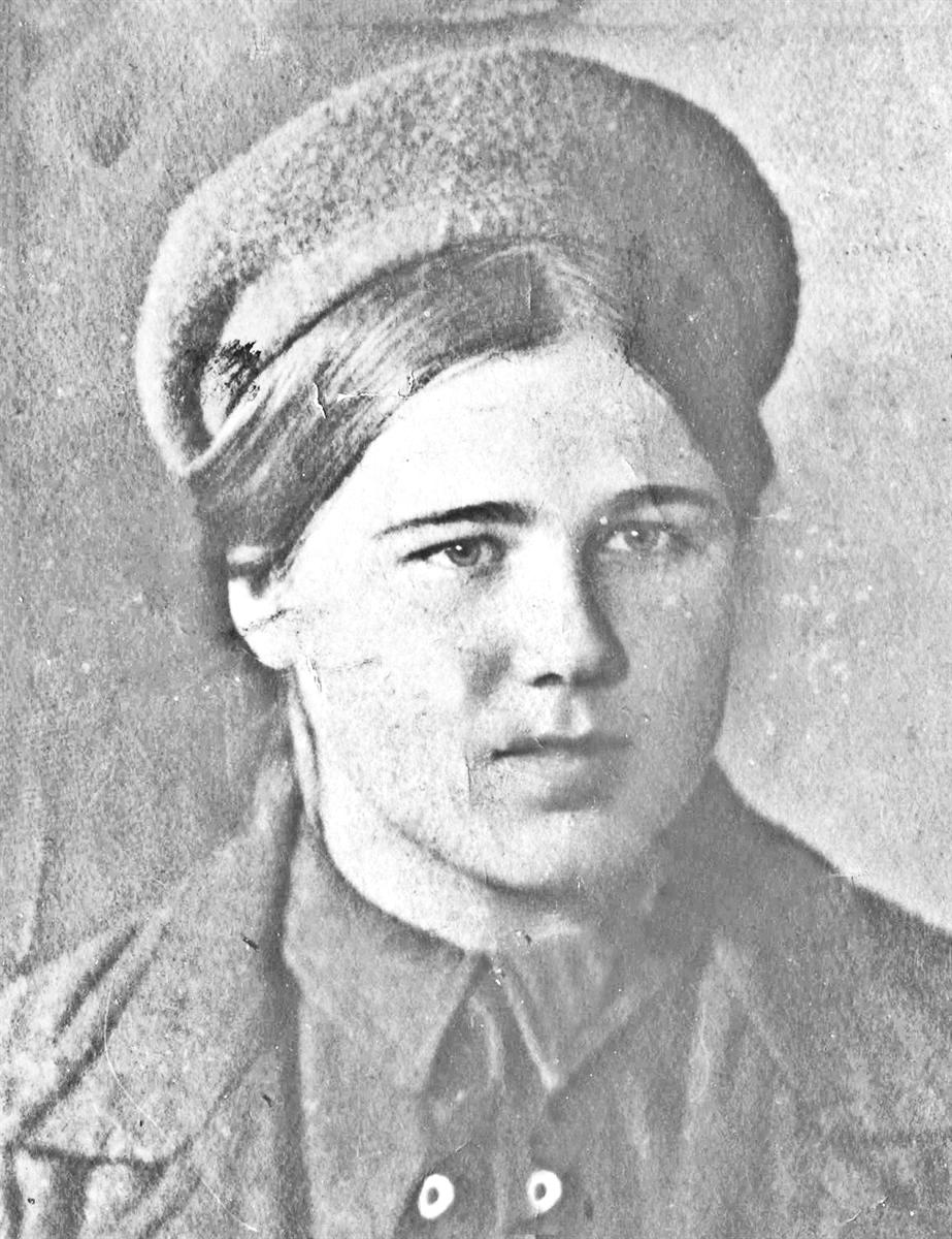 1940г. Екатерина Светлицкая