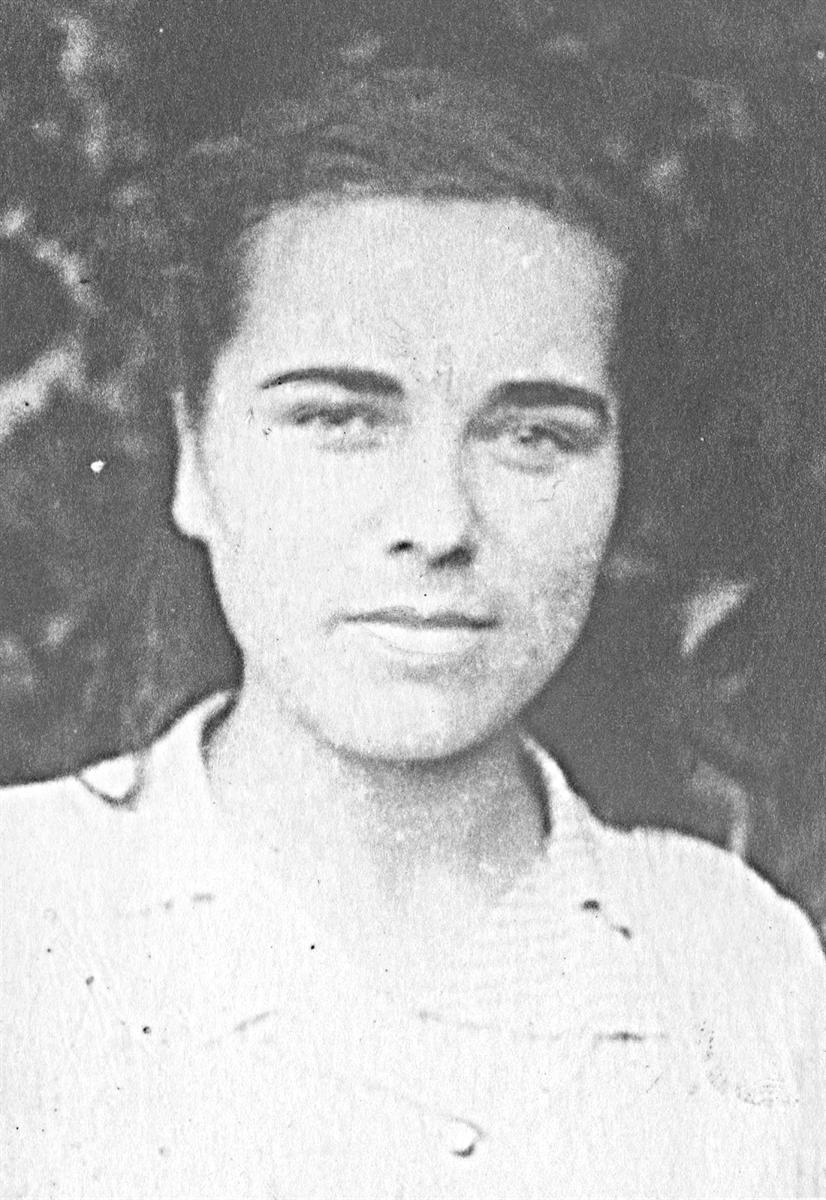 Анна Светлицкая вмолодости