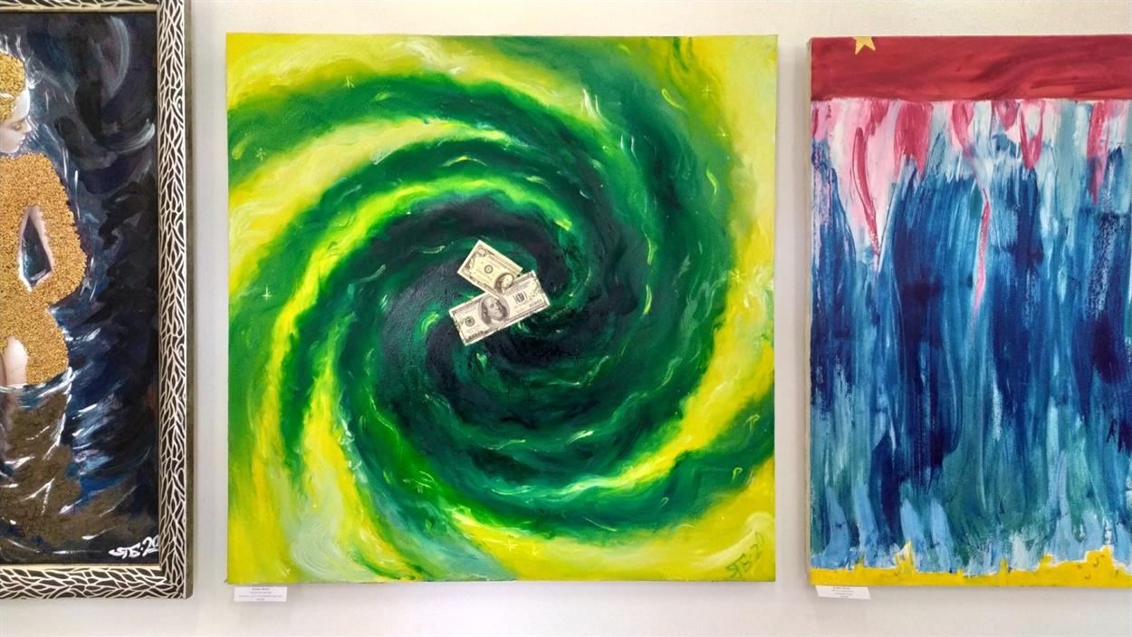 Картина БОриса Яцюка.