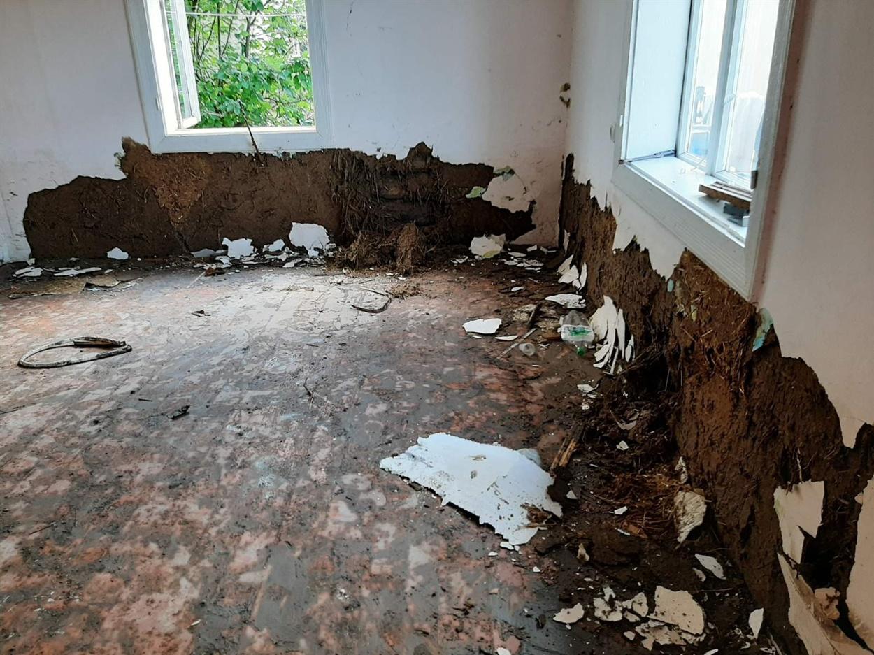 Стіни в будинках сипляться: що наробив паводок в оселях Студінського старостинського округу та у Сівці-Калуській
