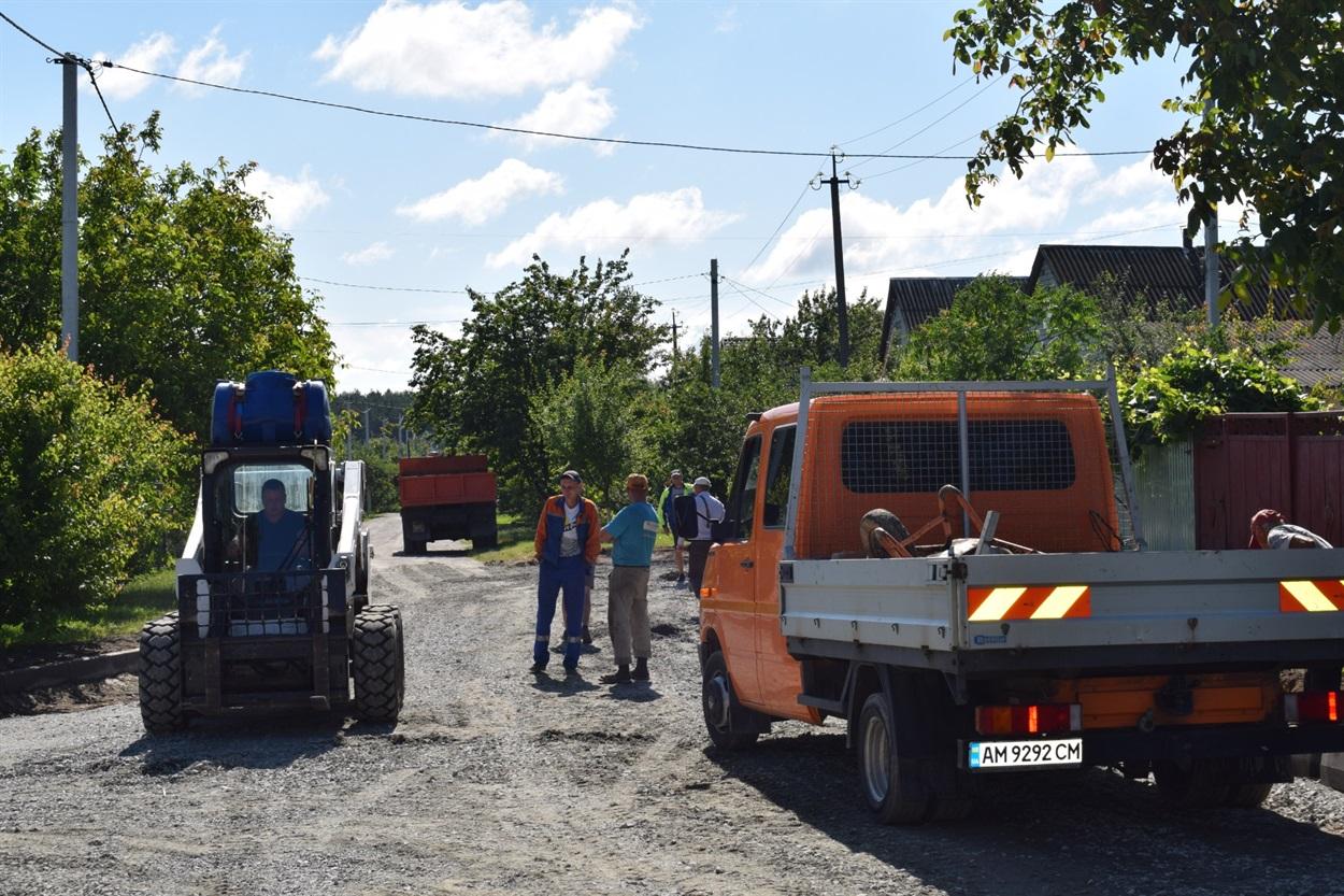 """Віталій Табалюк: """"Ремонт капітальний, дорога служитиме двадцять років"""", фото-2"""