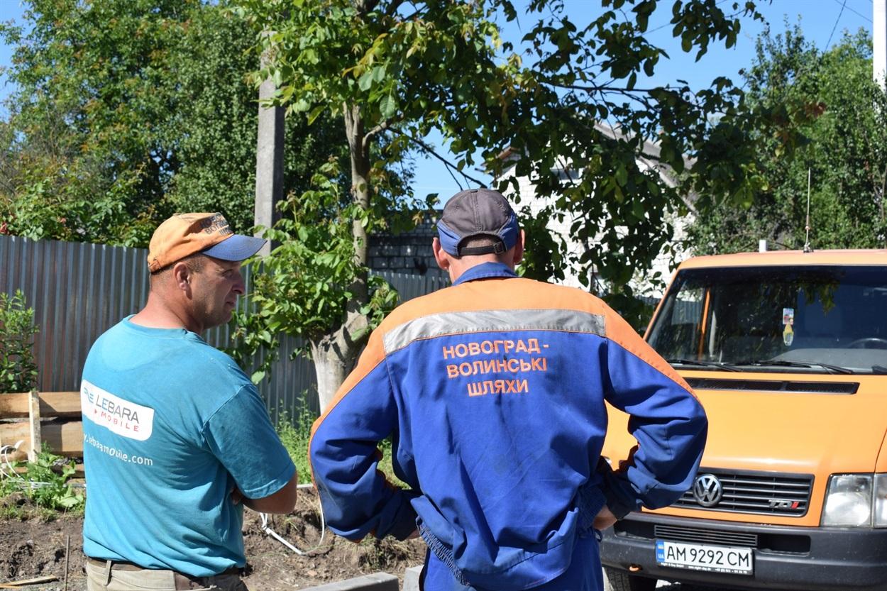 """Віталій Табалюк: """"Ремонт капітальний, дорога служитиме двадцять років"""", фото-3"""