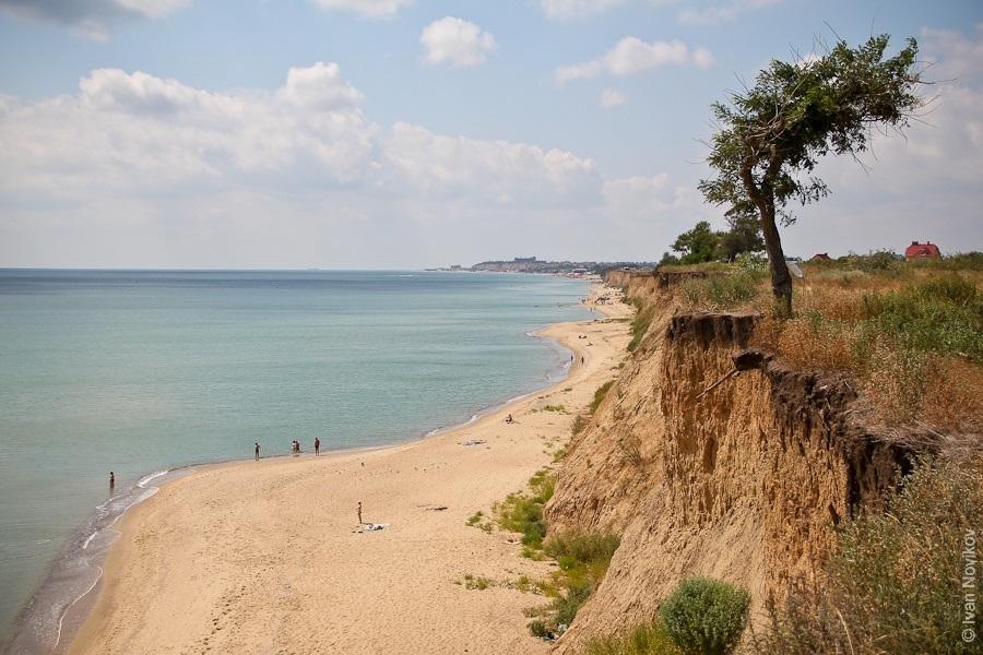 Лебедівка — затишні пляжі під Одесою