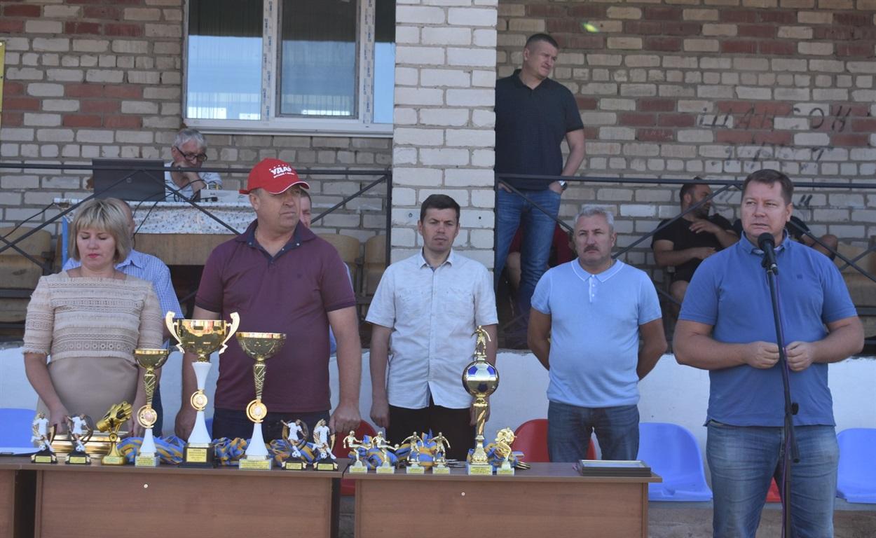 Учасників Чемпіонату привітав Андрій Гордєєв