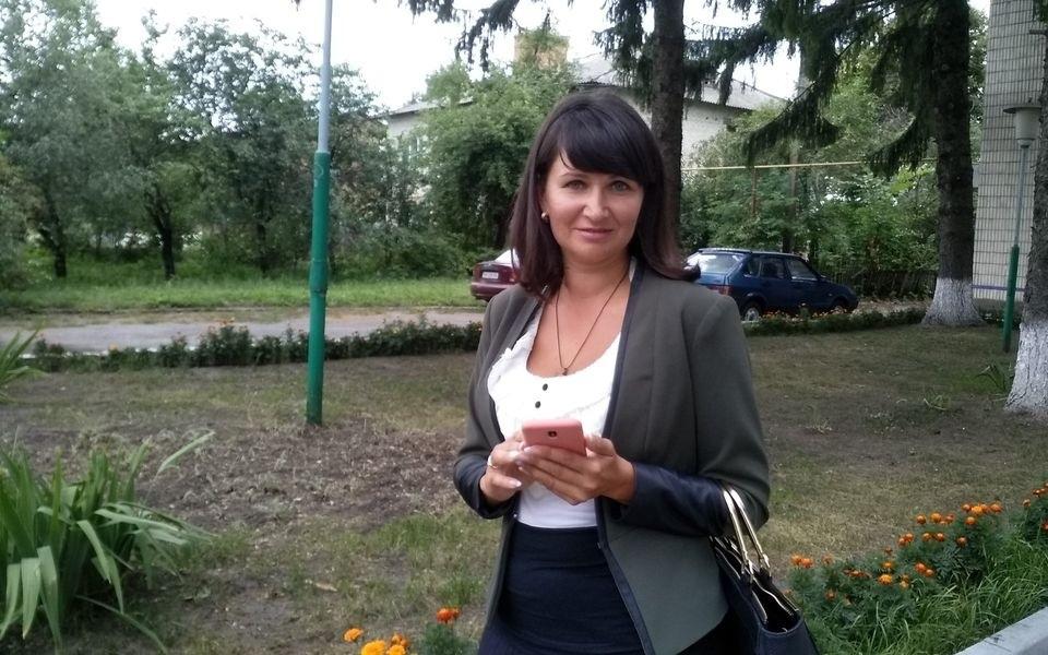 Тетяна Сердюк