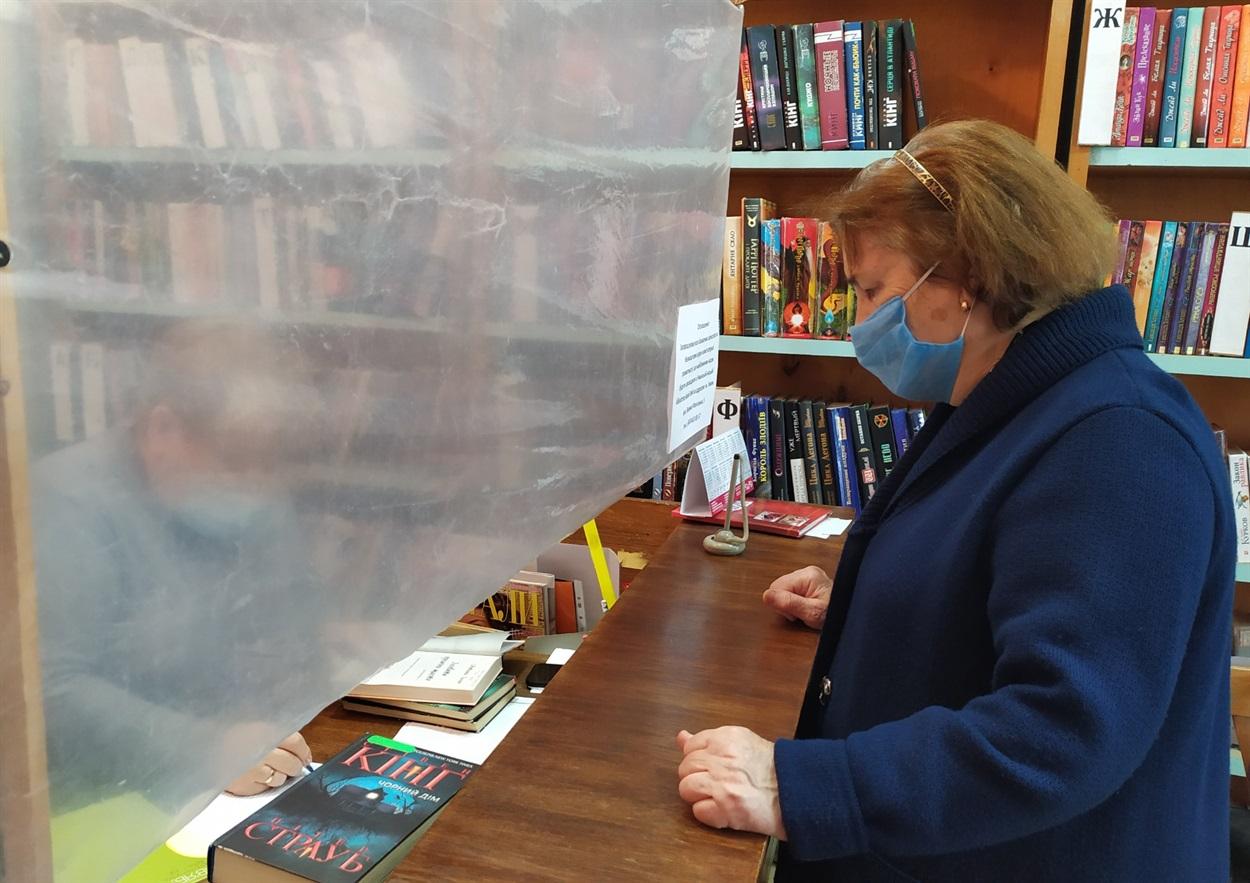 Які п'ять книг уманчани найчастіше беруть у центральній бібліотеці