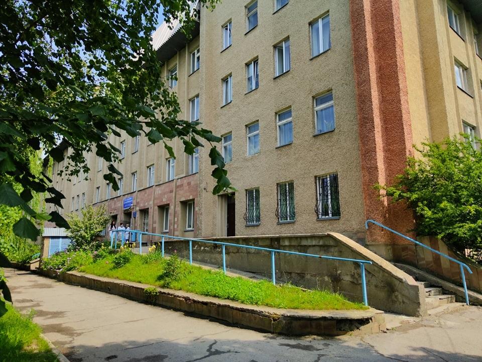 Кременецька районна лікарня