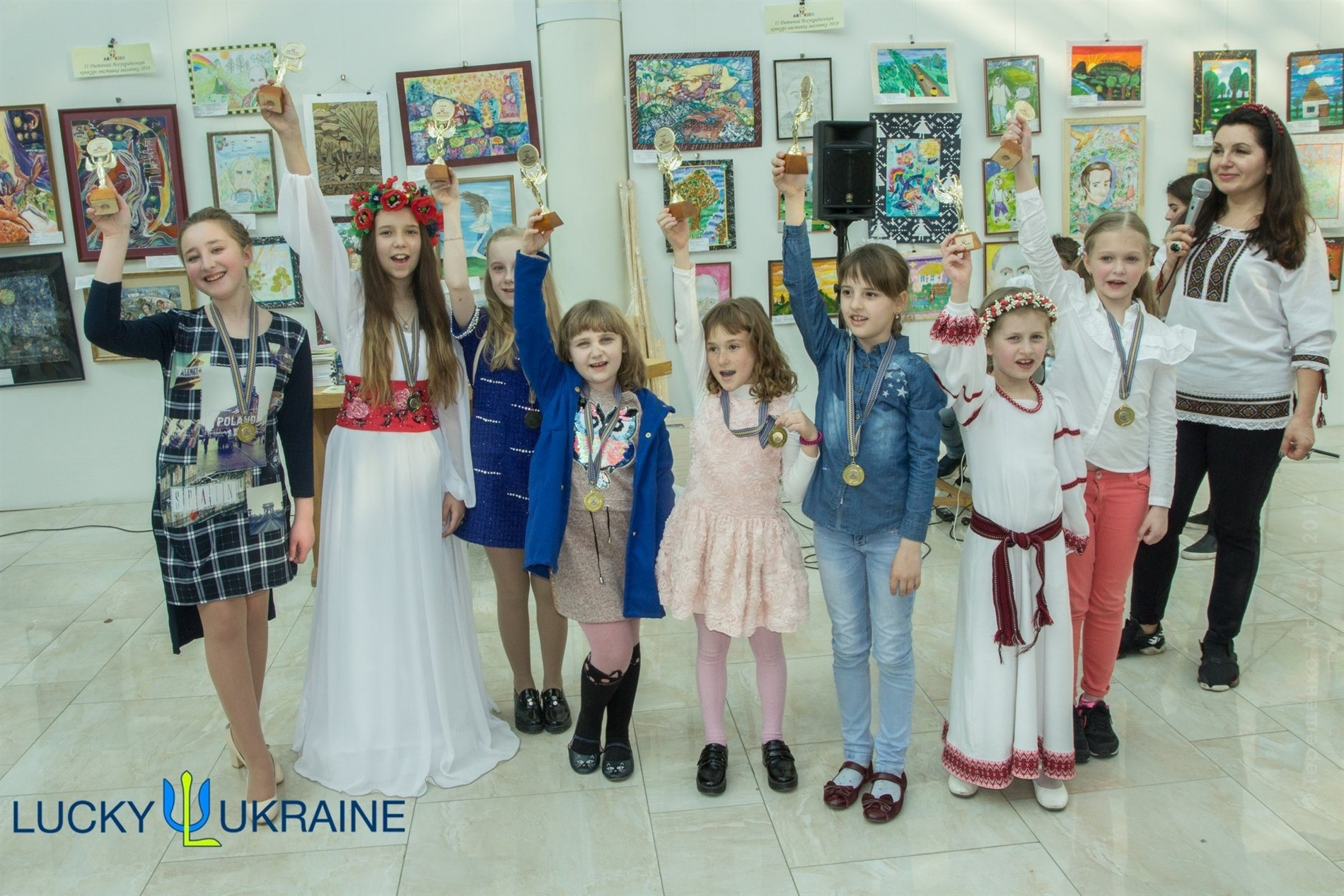 Уманчанка Софія Богуш отримала золото у фестивалі «Зірки Версалю 2020»