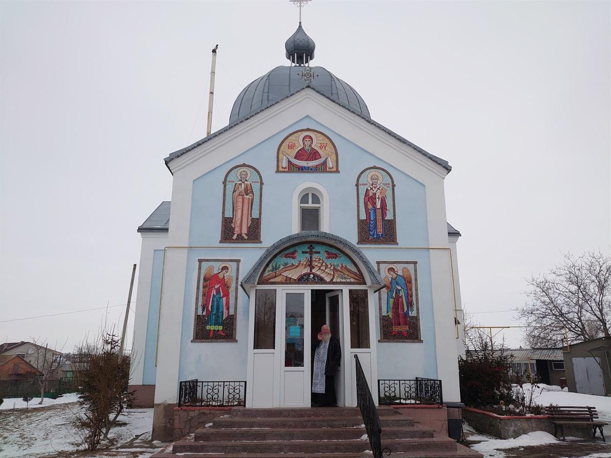 Церковь с.Конецполь