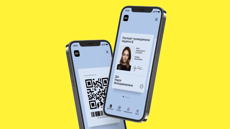 Паспорт у додатку ДІЯ: де можна користуватись цифровим паспортом? |  Свои.City